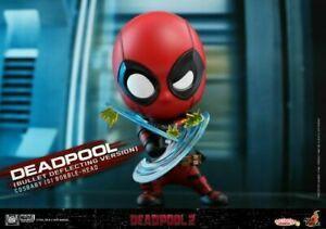 「你的子彈來的好急好快啊!」Hot Toys – COSB507-512 -《死侍2》死侍 Deadpool Cosbaby (S) Bobble Head Series