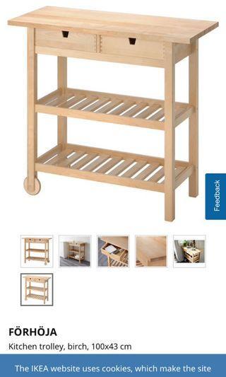 IKEA FORHOJA