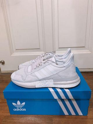 🚚 Adidas ZX500 RM Mens Sneakers UK8 US9 Grey White Ready Stock