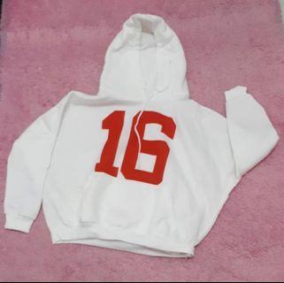 Hoodie sixteen