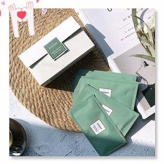 韓國Oseque塗抹式海藻面膜(10小包)