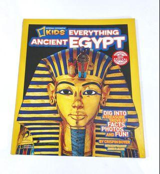 Bhs Inggris: National Geographic Kids: Ancient Egypt