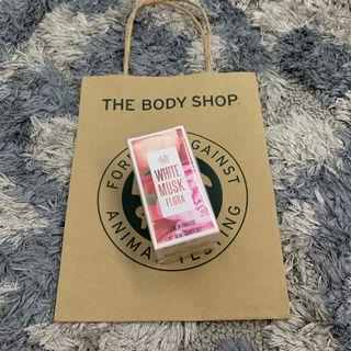 The Body Shop Floral White Musk EDT 60ml