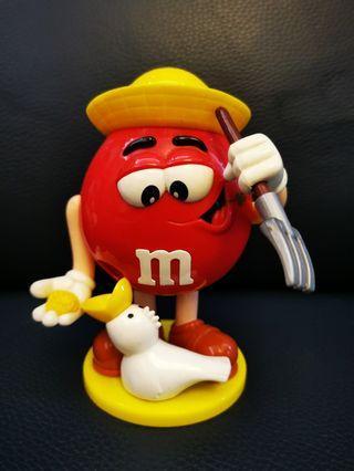 M&m toy 公仔