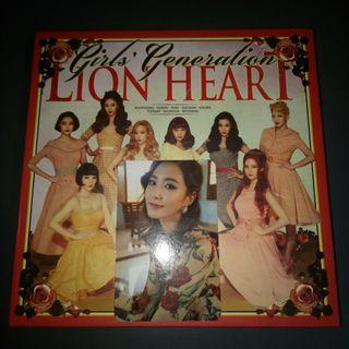 SNSD Lion Heart Album