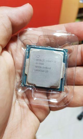 Intel i5-7500 CPU