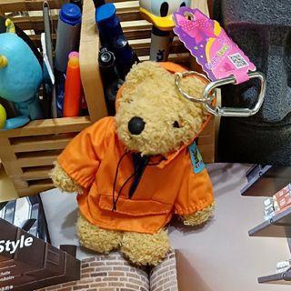 🚚 🌸 療癒小熊吊飾