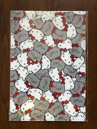 Sanrio Hello Kitty file 文件夾