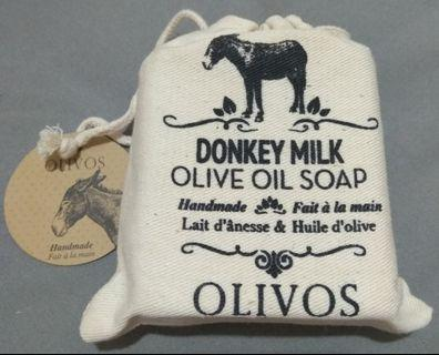 OLIVOS Donkey Milk Olive Oil Soap 150g