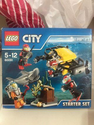 🚚 Lego City 60091