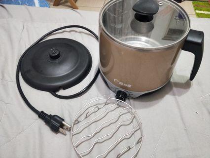 🚚 不鏽鋼分離式快煮鍋