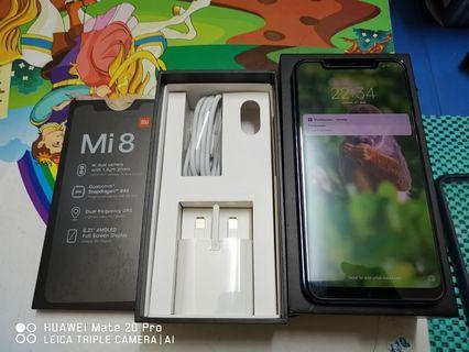 Xiaomi Mi 8 Blue