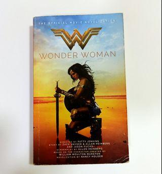 🚚 Wonder Woman by Nancy Holder [Titan Books]