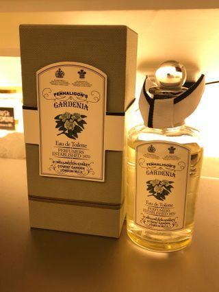 Penhaligon's Gardenia 潘海利根槴子花女性淡香水