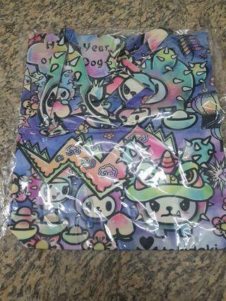 🚚 Toki Printed Bag
