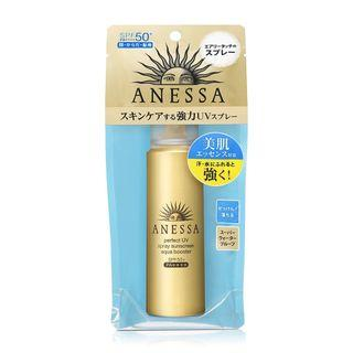Anessa Perfect UV Spray Sunscreen Aqua Booster 60g