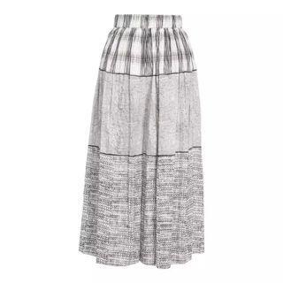 Initial 半截裙褲