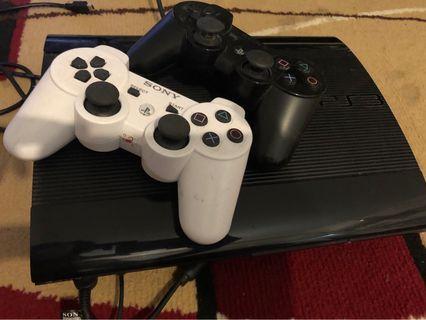 PS 3 super slim 500GB
