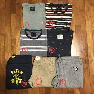 [CLEARANCE] Abercrombie & Fitch Hollister CHEAP