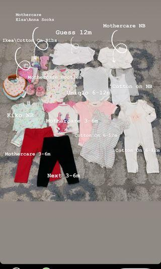 Branded Bundle Babies Clothes