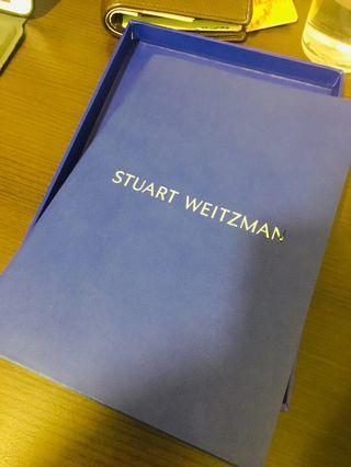 Stuart weitzman 筆記本