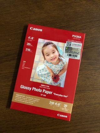 GP-508 光面相片紙 4R (4x6) (20張)