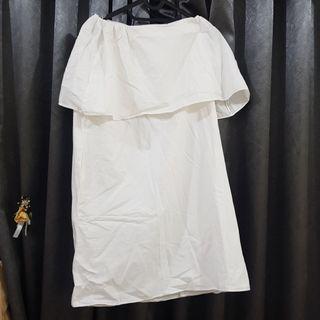 White Dress Shop At Velvet