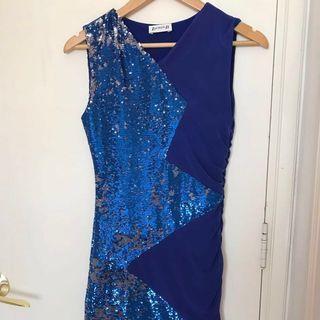 小禮服晚裝短裙