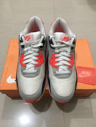 6bcf32f036 nike air max 90 size 10 | Men's Fashion | Carousell Philippines