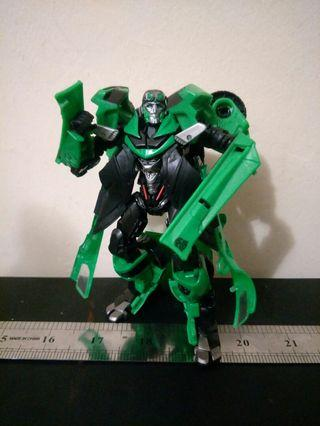 Transformers TLK Deluxe Crosshairs (weapon missing)