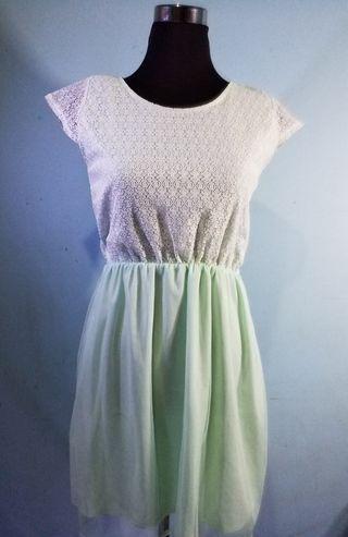 Pastel Mint Dress