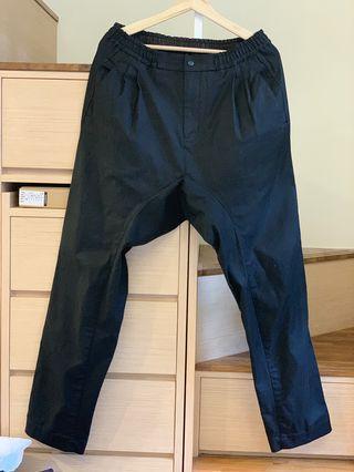 🚚 日本 潮流 戶外 機能 WHITE MOUNTAINEERING 2014AW 彈性 黑色 長褲 工作褲 工裝褲