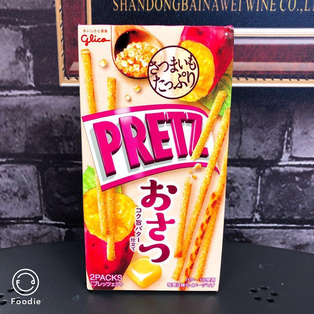 🇯🇵 日本直飛零食 ✈️ 甜薯味百力滋