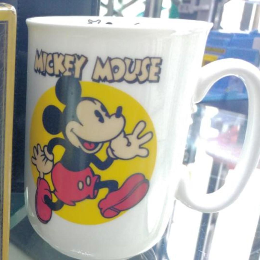 全新 Disney 米奇 90週年 水杯