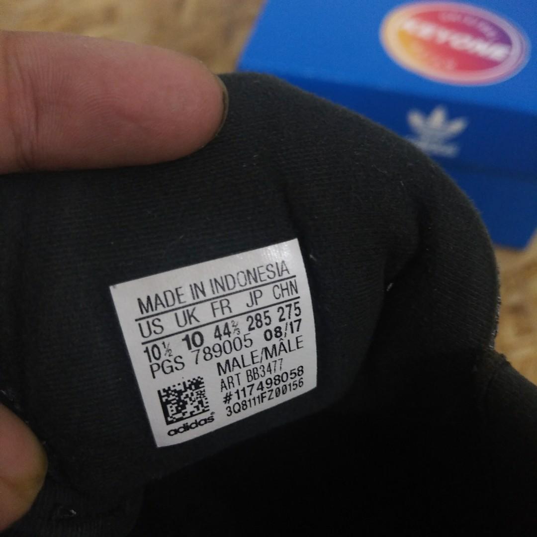 Adidas Boots Supernova Grey Two /  Night Met / Grey Four Original