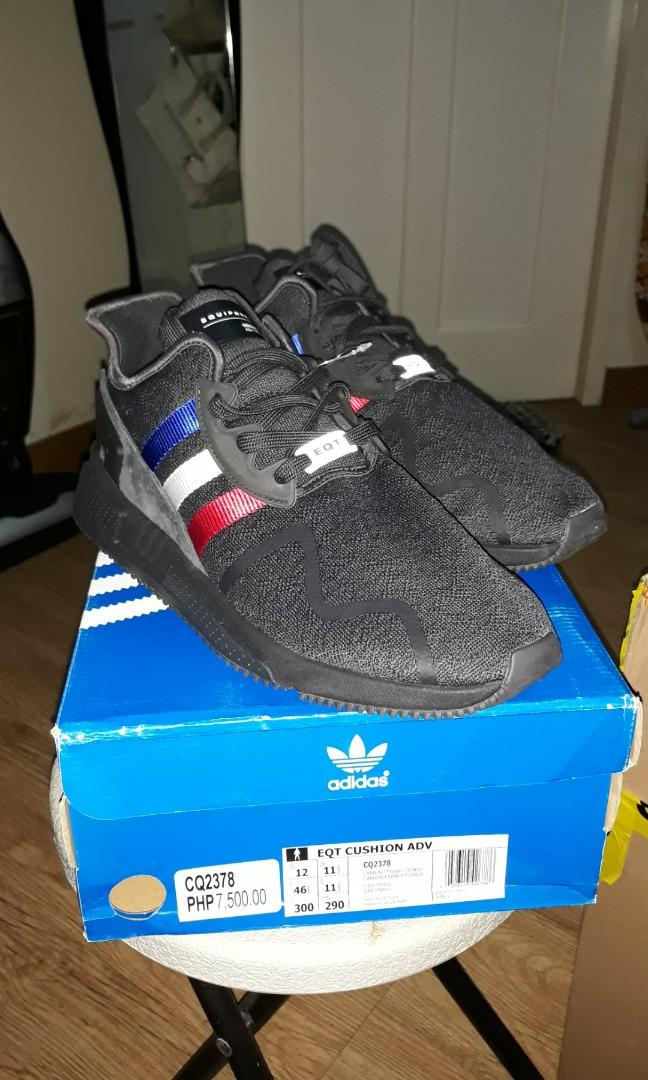 info for 1f5f9 bbe05 Adidas EQT Cushion ADV 91-17 on Carousell