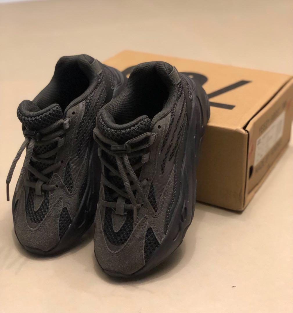"new concept 8d1f1 bf043 Adidas Yeezy Boost 700 V2 ""VANTA"" for kids, Men's Fashion ..."