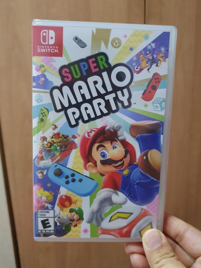 BN Sealed Super Mario Party