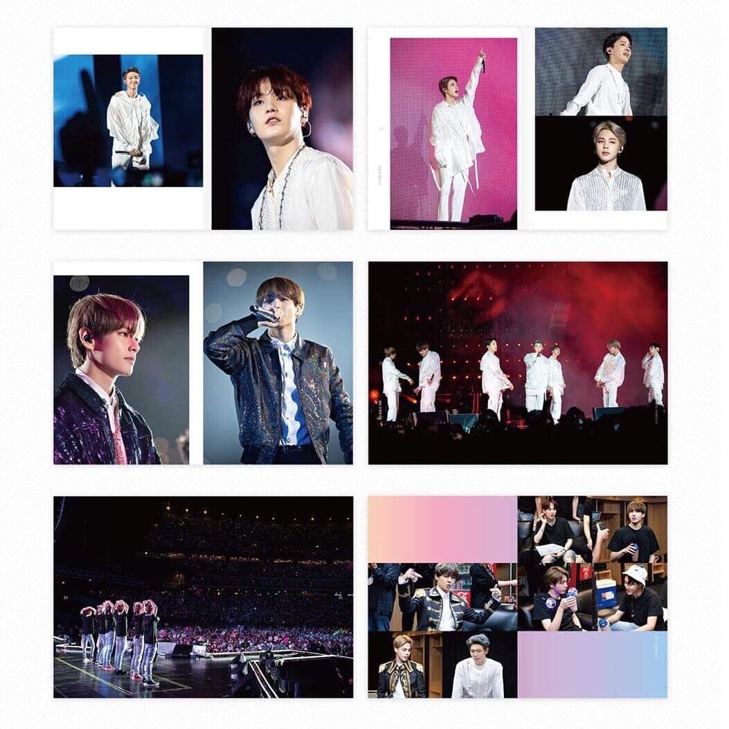 BTS WORLD TOUR IN NEW YORK [LOOSE ITEM]