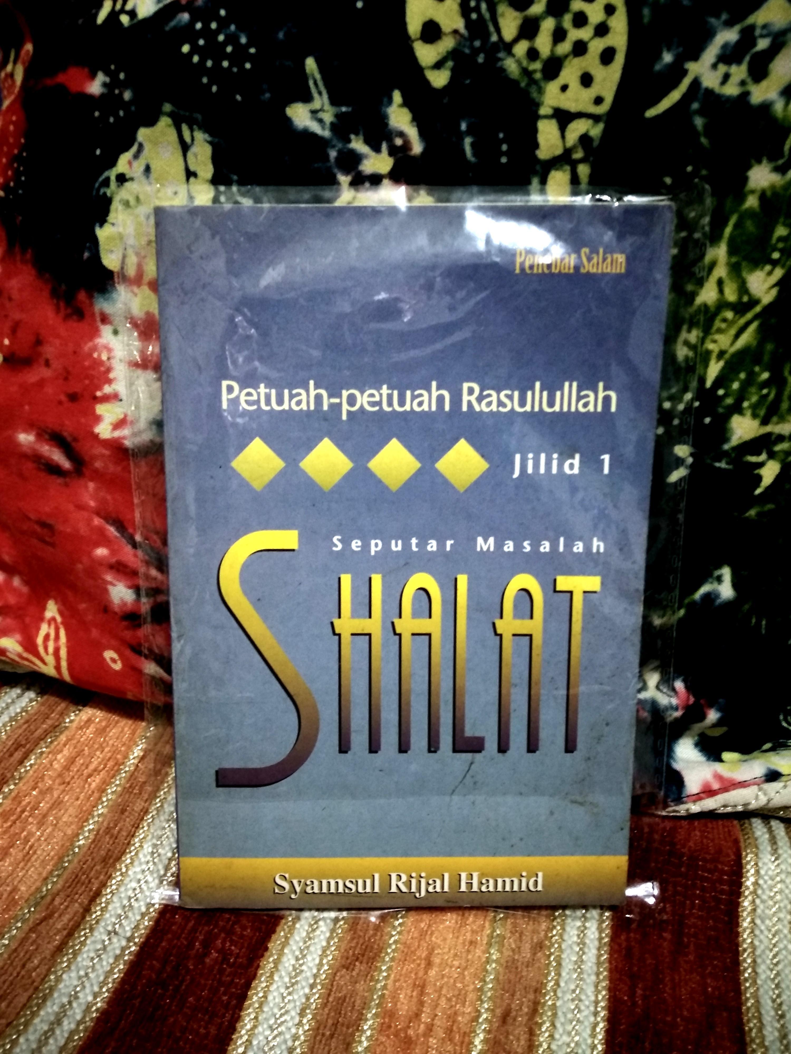 Buku Shalat, GRATIS!! Syarat: beli 1 produk lain disini