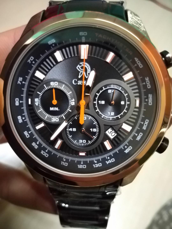 全新carser凱薩手錶,未拆封