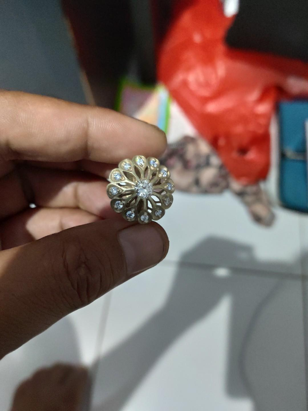Diamond Ring model sunflower
