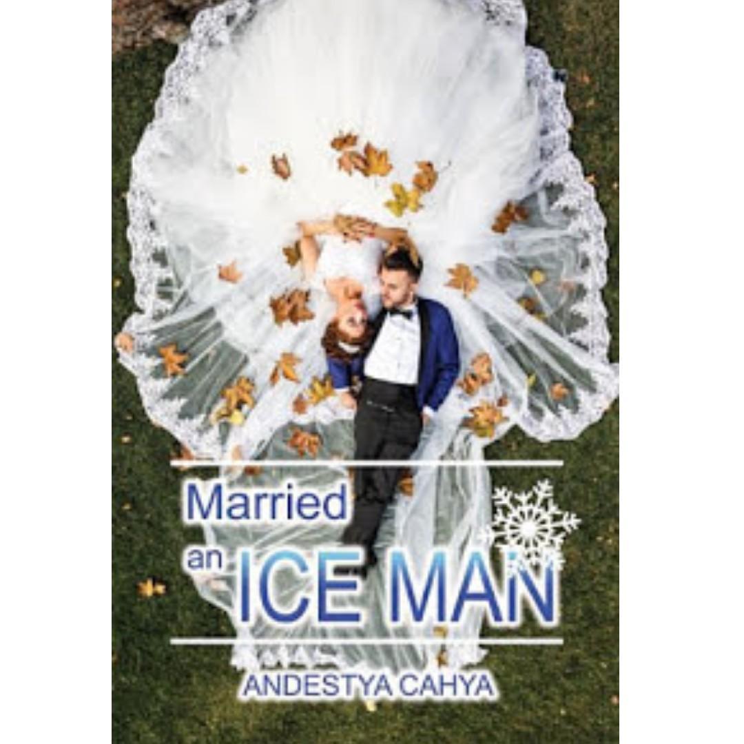 Ebook Married an Ice Man - Andestya Cahya
