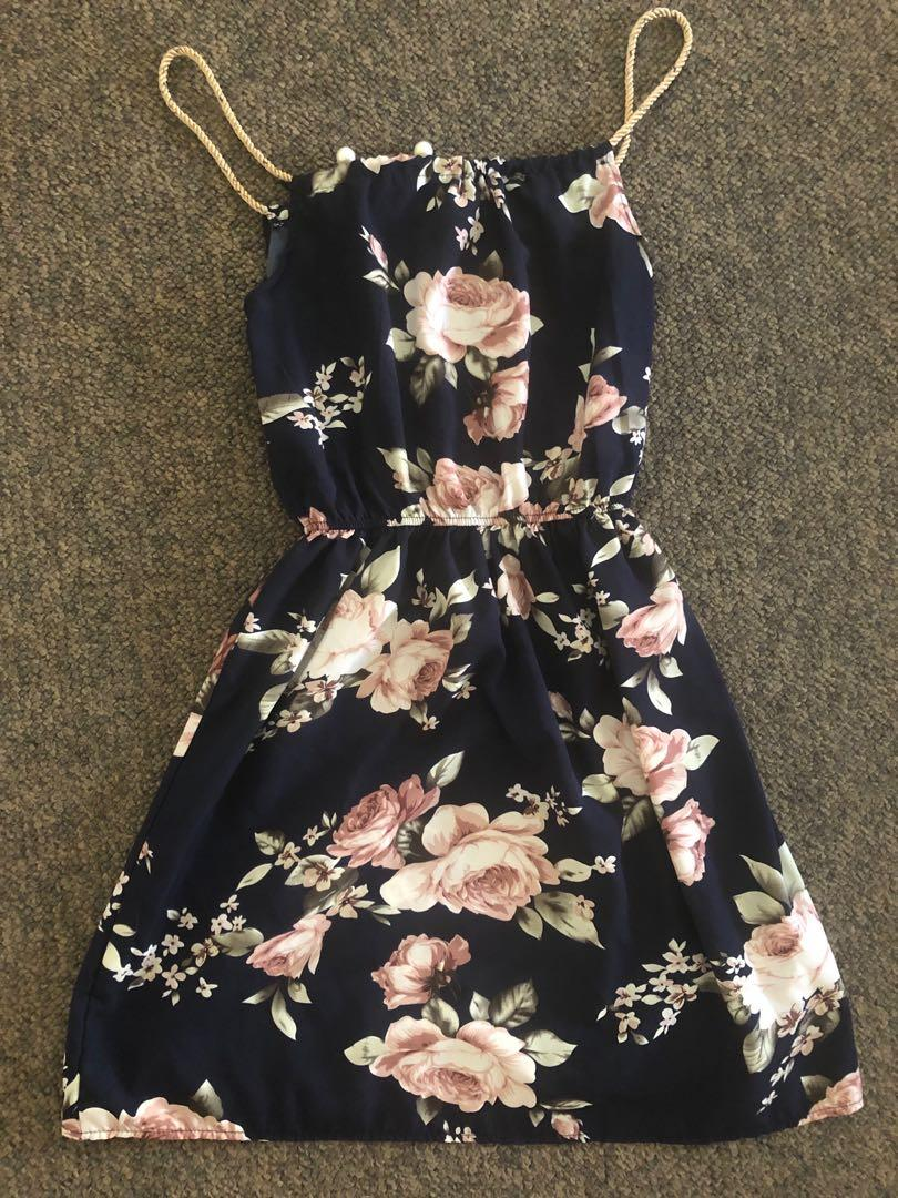 **Reduced** Floral Dress