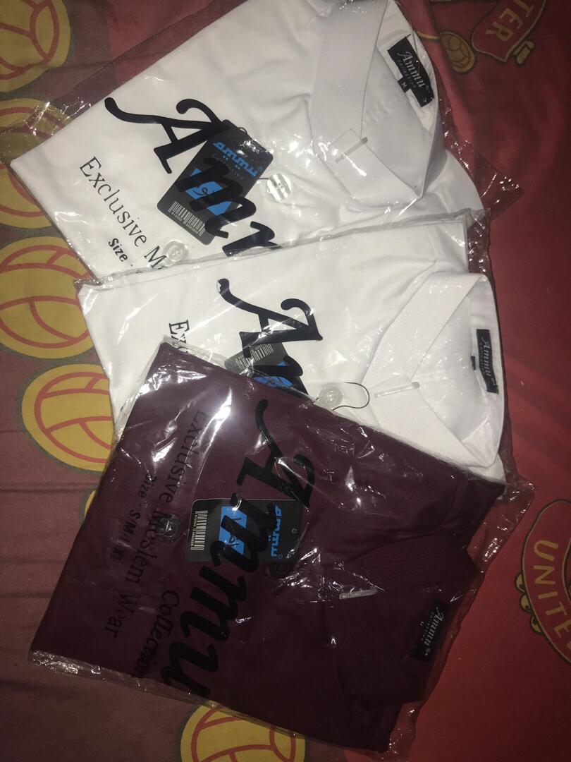 FREE ONGKIR Baju Koko Ammu Collections
