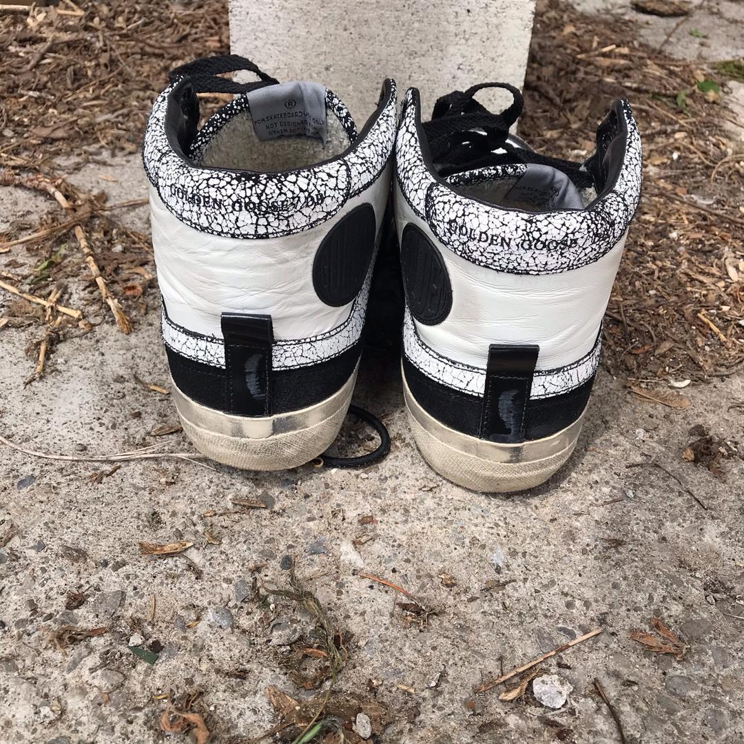 Golden Goose Hightop Sneakers
