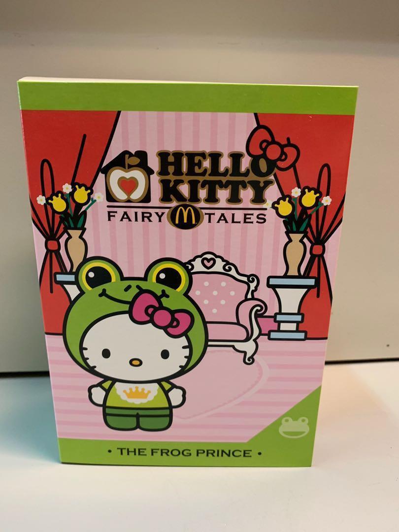 Hello Kitty McDonald's 2013