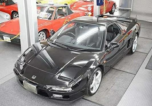 Honda Nsx 1991 3.0(價錢面議)