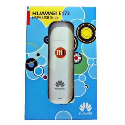 Huawei E173 USB Mobile Broadband Dongle Stick