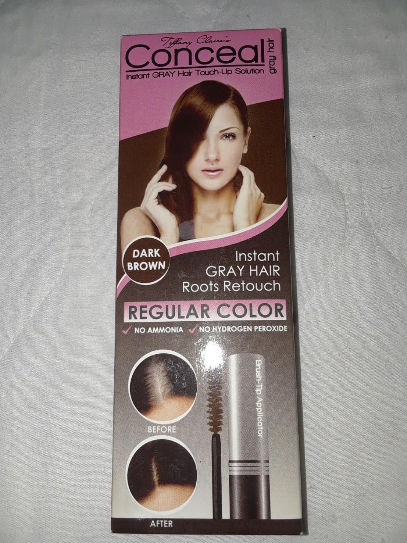 Hydrogen Peroxide Grey Hair